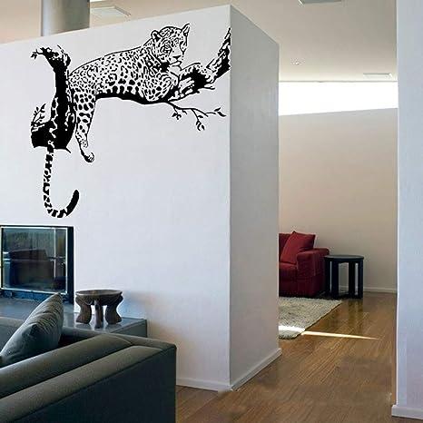 Black Panther Baum Aufkleber Schlafzimmer Wohnzimmer ...