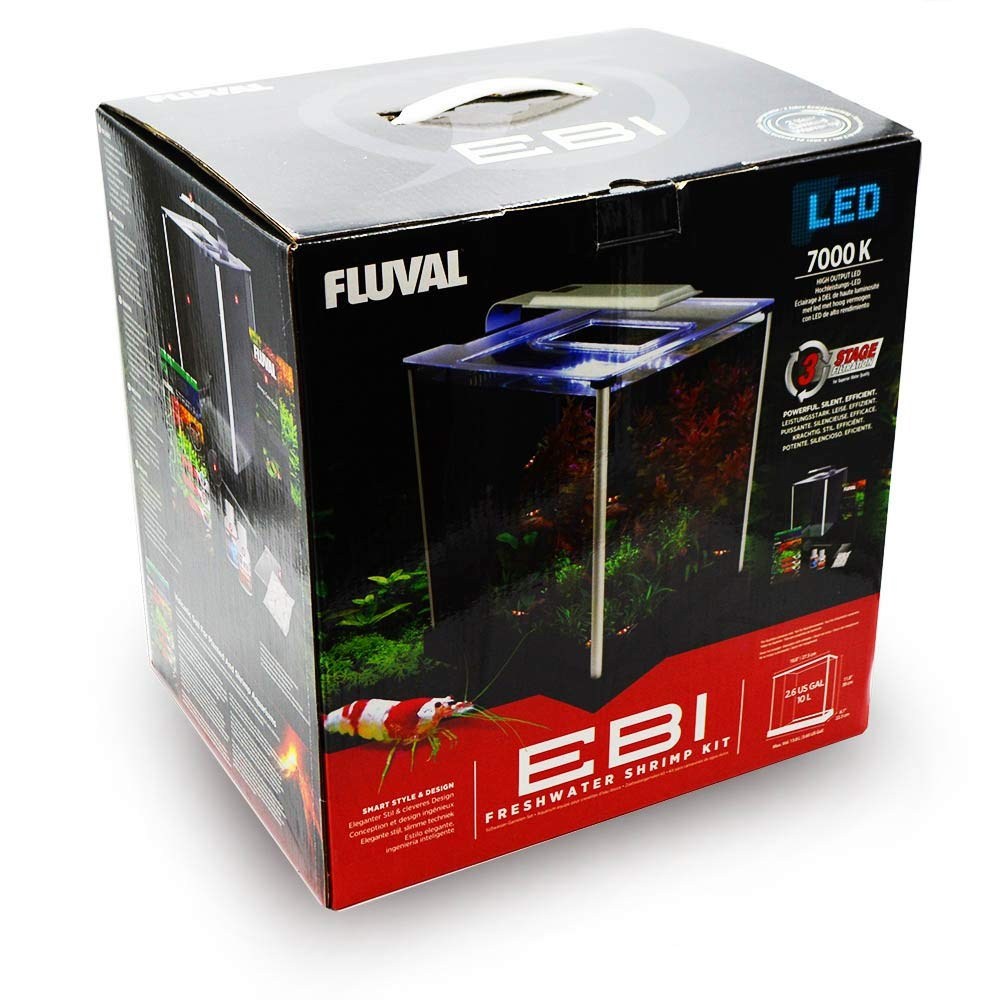 Hagen Fluval EBI Shrimp Kit by Hagen