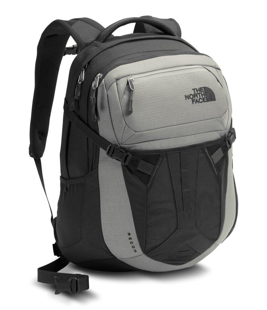 The North Face Recon Backpack - Limestone Grey & Asphalt Grey - OS (Past Season)
