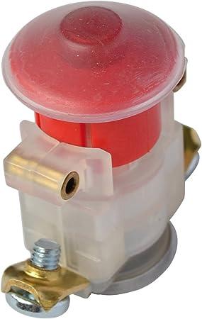 Brennenstuhl Thermostat Thermoschutzschalter 250V//16A für Kabeltrommel 0119017