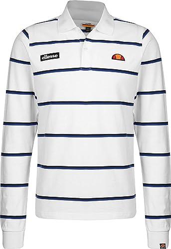 ellesse Maffio Rugby Shirt Navy: : Vêtements et