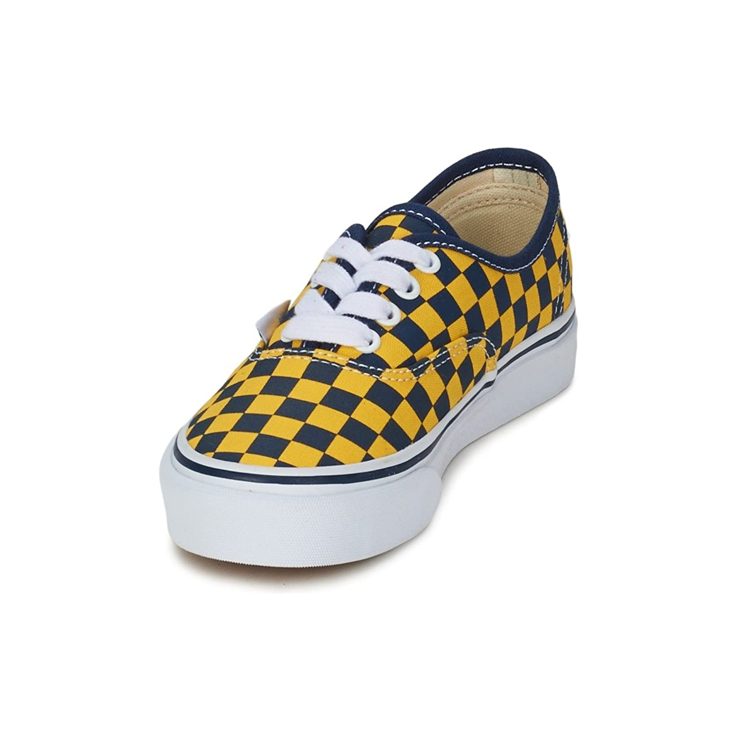 Amazon.com: Vans Mens Authentic Golden Coast Sneakers Drsblywck 10: Shoes
