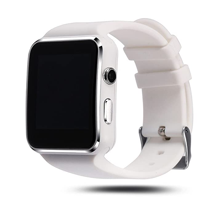 Nokkoo - Reloj Inteligente X6 Bluetooth Smart Watch Android ...