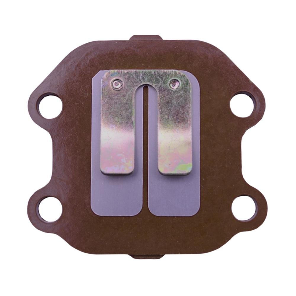 FLYPIG Reed Valve Block Intake Valve Plate for Yamaha PW50 PW 50 1981 - 2009 Dirt Pit Bike New