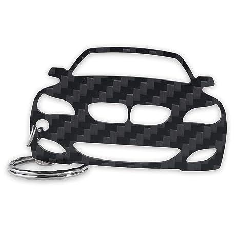 BMW M Logo Carbon llavero en calidad premium – Tuning accesorios para llaves Carcasa/Cover