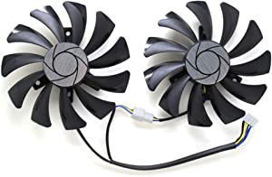 New 85MM HA9010H12F-Z 4Pin Cooler Fan Replacement for MSI GTX 1060 OC 6G GTX 960 P106-100 P106 GTX1060 GTX960 Graphics Card Fan