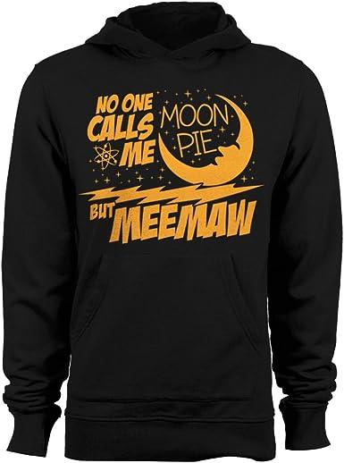 GEEK TEEZ Sheldon No One Calls Me Moon Pie Womens Hoodie