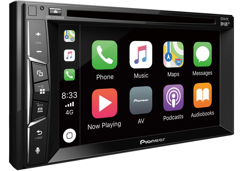 Pioneer AVH-Z3100DAB In Car Touchscreen