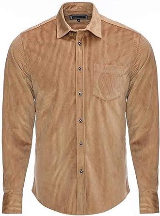 Carisma CRM8477 - Camisa para Hombre, Color Beige: Amazon.es: Ropa y accesorios
