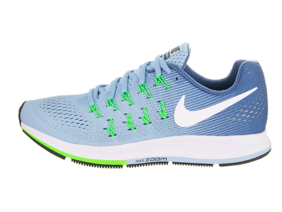 Nike Damen 831356-402 Traillaufschuhe, Blau (Bluecap/White/Ocean Fog/Rage Green), 44.5 EU