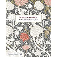 William Morris: An Arts & Crafts Coloring Book