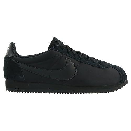 reputable site 1cf51 05c9c Nike Classic Cortez Nylon, Scarpe Running Uomo, Nero Black Anthracite 007,  38.5 EU  Amazon.it  Scarpe e borse