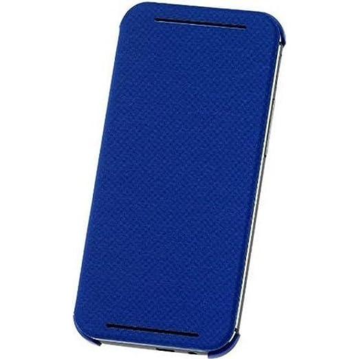 10 opinioni per HTC Custodia Flip per One M8, Blu
