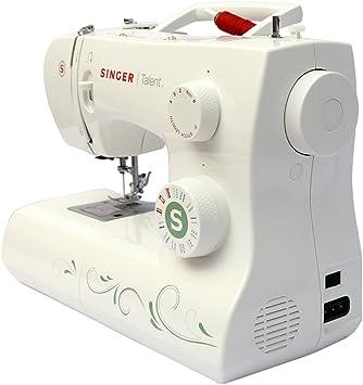 Singer 3321 Máquina de coser: Amazon.es: Electrónica