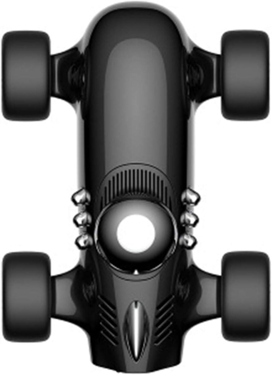 L&B-MR Purificador Aire,Purificador De Aire para Automóvil Aromaterapia Decoración Accesorios Creativos para Automóvil Purificador De Aire De Iones Negativos Máquina De Aire Fresco,D