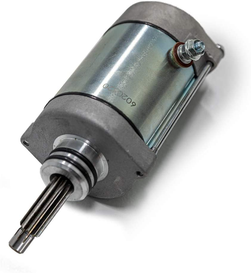 Replaces OE 4014548 and 4014037 RZR XP-4 1000 SuperATV Starter for Polaris RZR XP 1000 Stock replacement that comes at a fraction of the price!