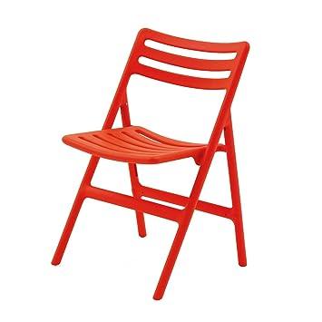 Magis Folding Air Chair Silla plegable Naranja: Amazon.es: Hogar