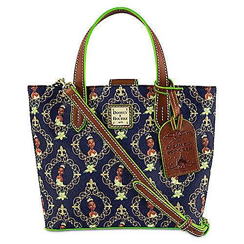 Disney Dooney & Bourke Princess Tiana Mini Waverly Bag Purse by Disney