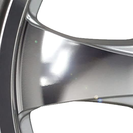 20 Silver Machined Wheel 20x9 Enkei M6 5x127 1