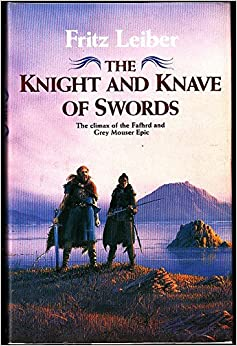 Book The Knight and Knave of Swords
