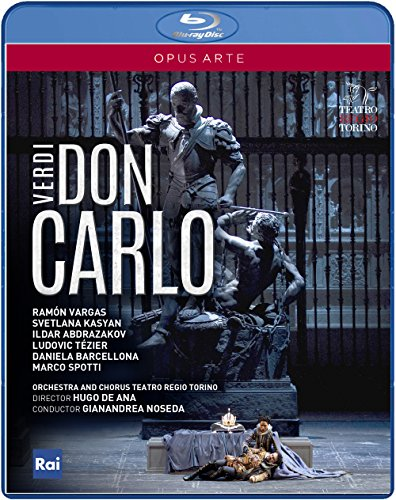 Don Carlo (Blu-ray)