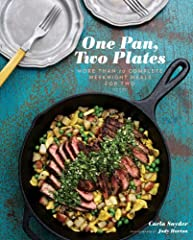 One pan + fresh ingredients = dinner for two! With an emphasis on reducing prep time and the usual sinkful of dishes, cooking instructor Carla Snyder serves up the ideal couple's guide to simple, complete, and truly delicious meals—imagine Ba...