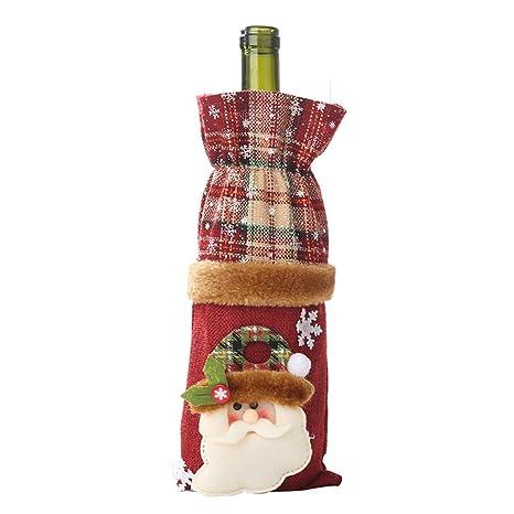 Amazon.com: Discountstore145 - Funda para botella de vino ...