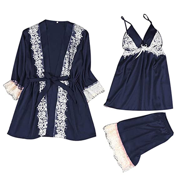 Amazon.com: Lingerie,Clearence Womens Lingerie KpopBaby Fashion Sexy Sleepwear Lace Temptation Underwear Nightdress Embroidery Bras Set: Clothing