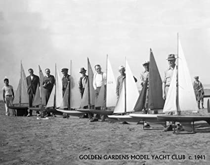 Amazon com: Ballard - Seattle, WA - Golden Gardens Model Yacht Club