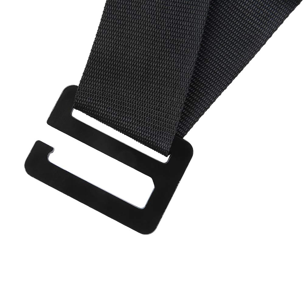 Mattresses Shoulder Lifting and Moving Straps for 2-Person Easily Carrying Furniture Appliances and Other Heavy Objects Without Shoulder and Back Pain.