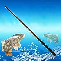 Telescópico Cañas de Pescar - Fibra de Carbono