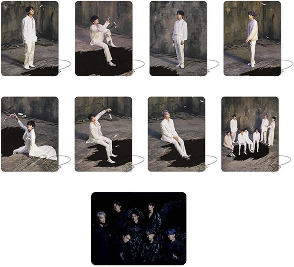 Saicowordist Kpop BTS Mapa del Soul 7 - Alfombrilla de ratón de ...