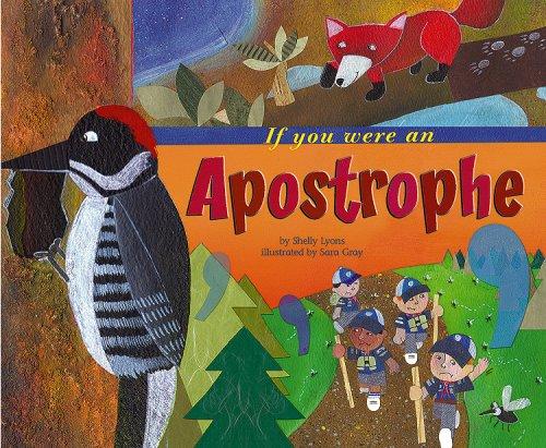 If You Were an Apostrophe (Word Fun)