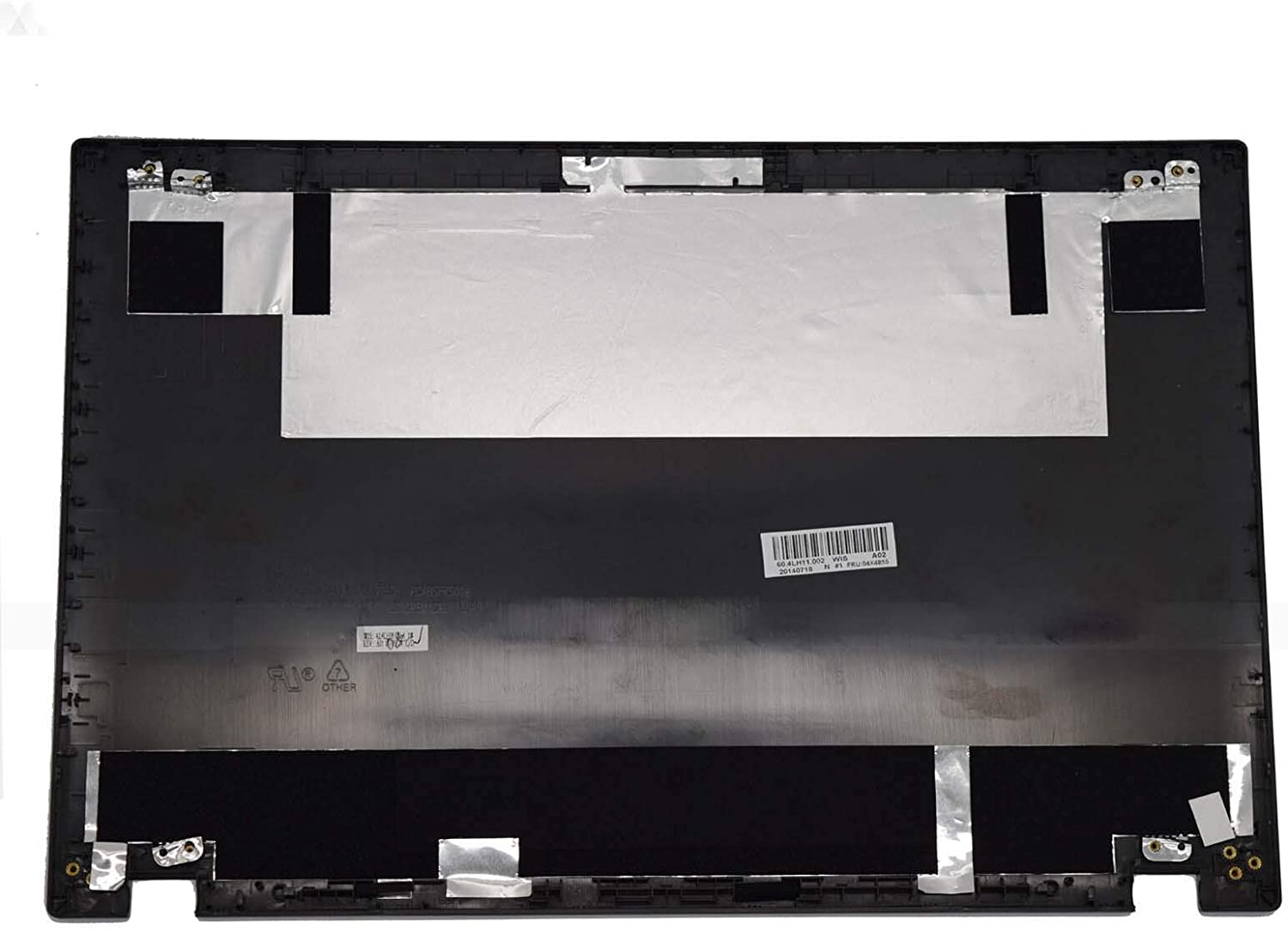 Compatible Replacement for Lenovo Thinkpad L540 Top LCD Back Cover Rear Lid FHD 04X4855 60.4LH11.00
