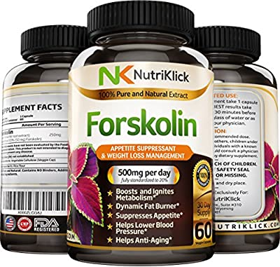 #1 Appetite Suppressing and Weight Loss aid - Metabolism Booster - Dynamic Fat Burner - Carb Blocker - 500 mg research recommended maximum strength - 60 Veggie capsules - Dietary Supplement