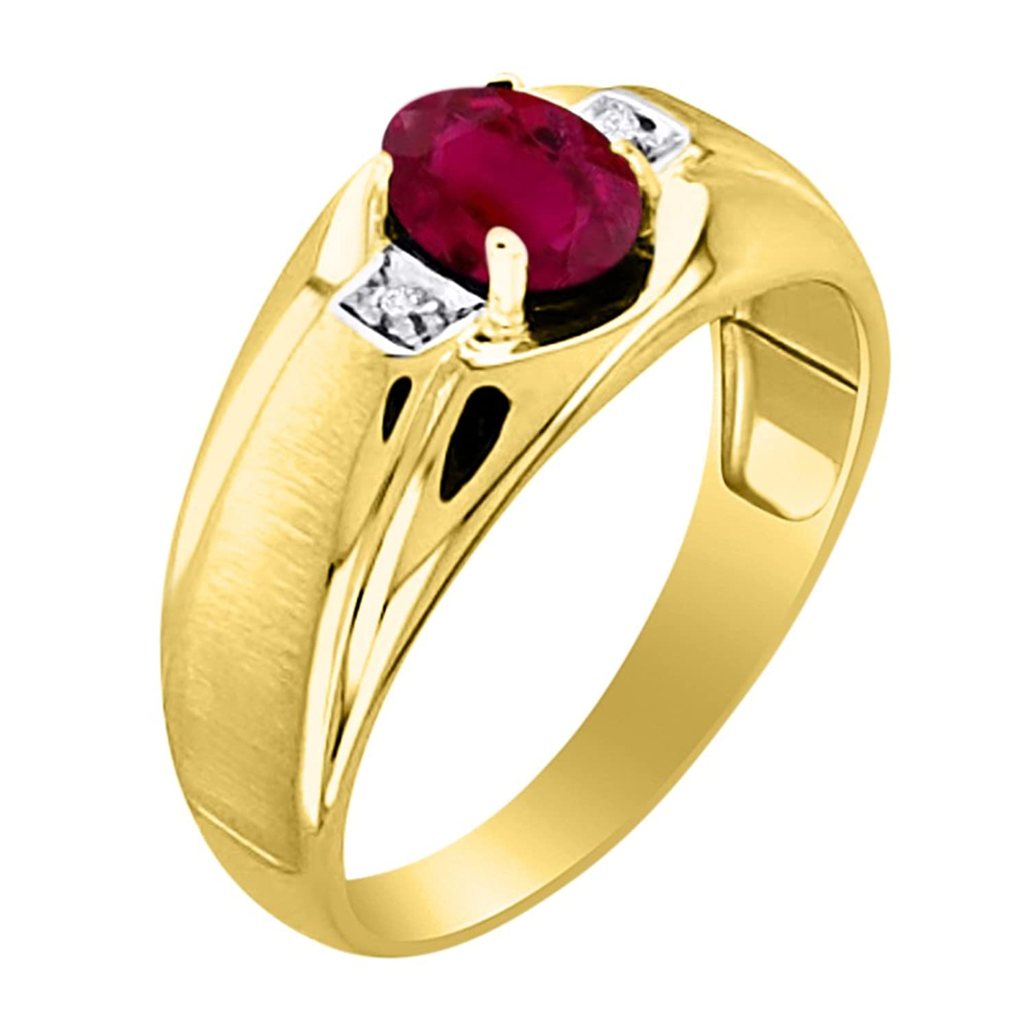 Birthstone Rings For Men Birth Stone Magic