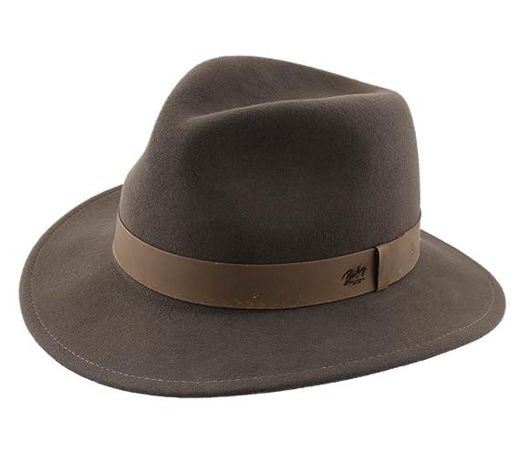 9dc3f071753 Bailey of Hollywood Sperling Wool Felt Fedora Hat at Amazon Men s ...