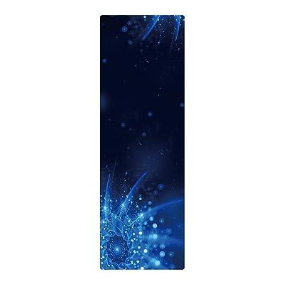 ASJ Association sportive Tapis de yoga., antidérapant, transpiration, portable, lavable en machine, Tapis/serviette conçu pour grip Meilleur.. Idéal pour le Hot Yoga, Bikram, Ashtanga, et transpiration de