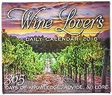 Wine Lovers Desk Calendar by Quarto