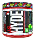 ProSupps Mr Hyde Intense Energy Pre Workout Pikatropin Free Formula, Green Apple, 8.1 Ounce