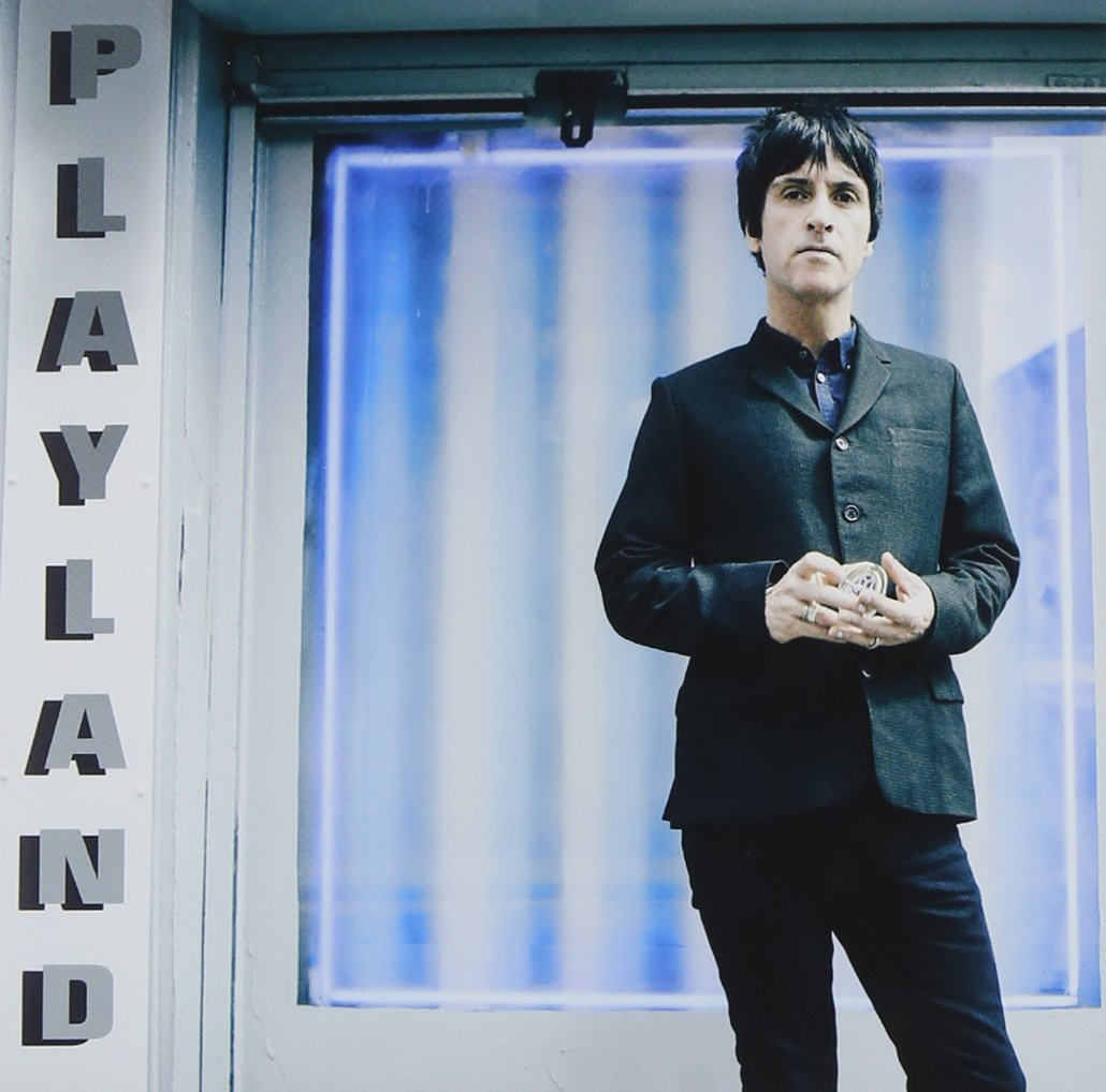 Johnny Marr『Playland』