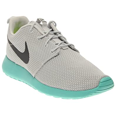 new concept d41aa 0fe5f Nike Roshe Run (Pure Platinum Anthracite-Calypso) Size 11