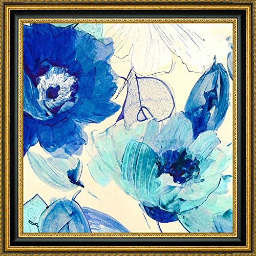 - Toile Fleurs II by Kelly Parr - 23.25