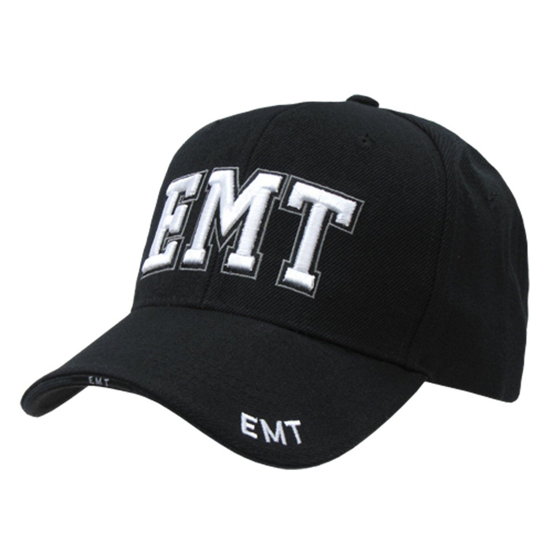 34125391d2021 Amazon.com  RD Genuine 3D High Embroidered Law Enforcement Baseball Caps  Hats-Adjustable-EMT  Clothing