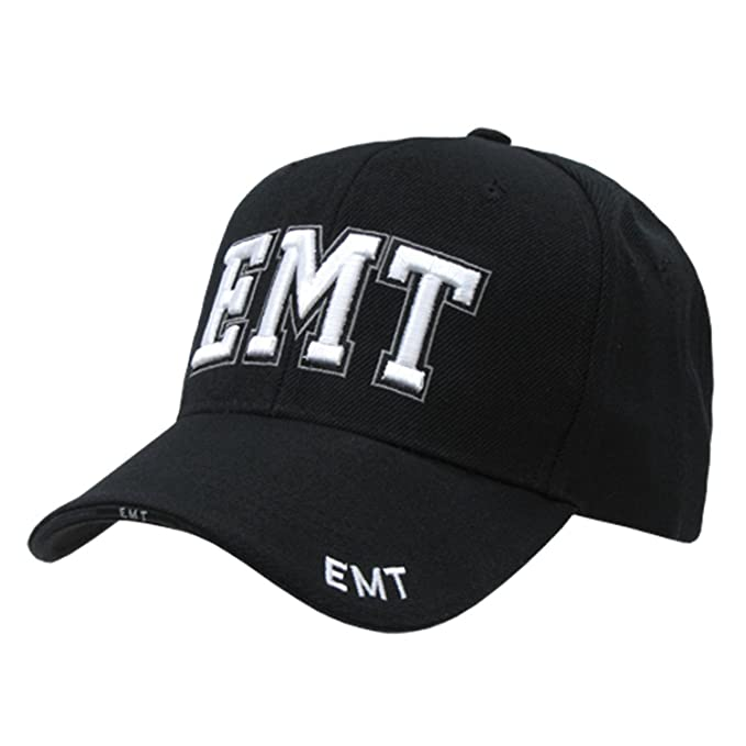 Amazon.com  Emt Hat Cap Emergency Medical Technician Hats  Clothing ff6085550284