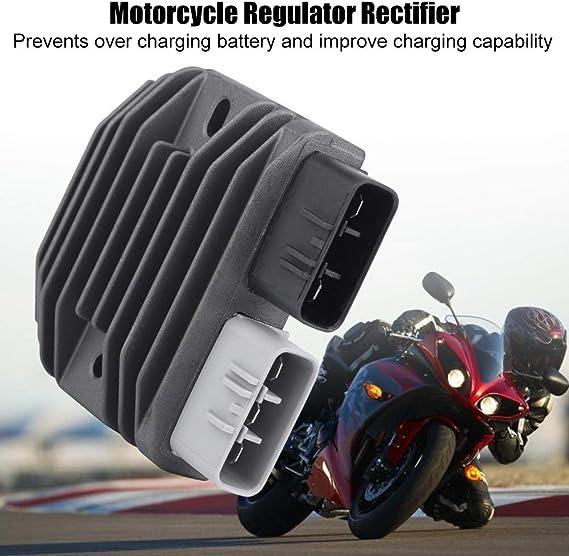 Amazon.com: KIMISS Motorcycle Voltage Regulator Rectifier ...