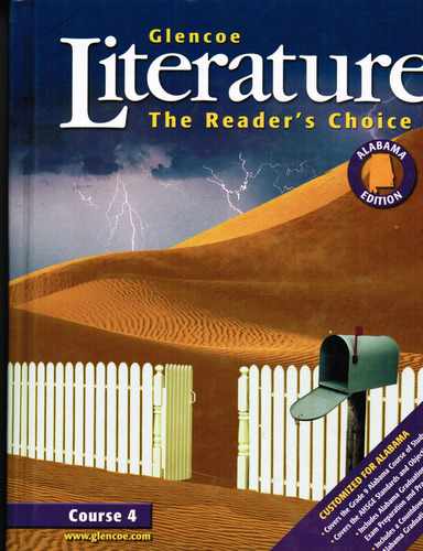Download Literature, The Reader's Choice, Course 4 (Alabama Edition) pdf