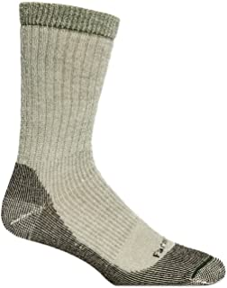 product image for Farm to Feet Men's Jamestown Midweight Hiking Socks, Sycamore, Medium