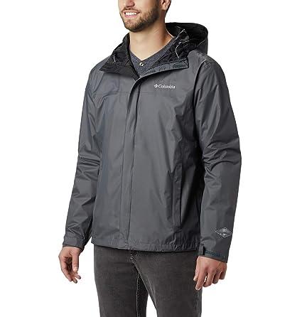 Columbia Men's Watertight Ii Jacket, Graphite, X-Large