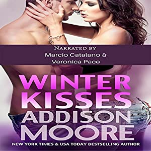 Winter Kisses Audiobook